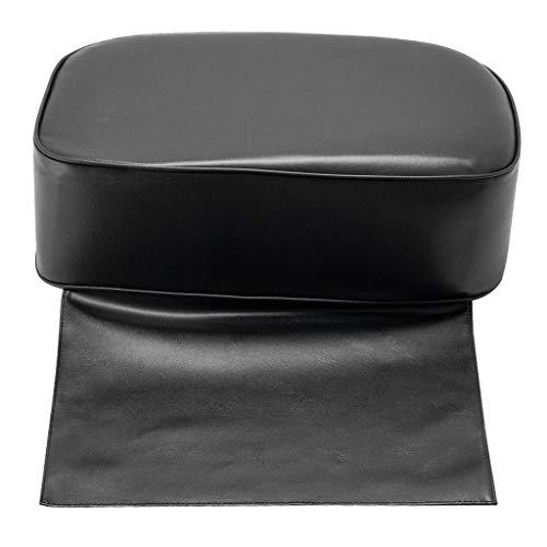 Amagogo Kinderen Bijzetstoel Kapper Kruk - Zwart