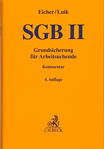 SGB II: Grundsicherung für Arbeitsuchende