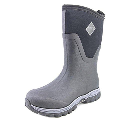 Muck Boots Damen Arctic Sport Ii Mid Gummistiefel, Schwarz (Black/Black), 39/40 EU