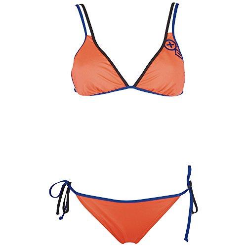 Chiemsee Damen Anastasia Fix Triangle Bikini, Fiery Coral, S