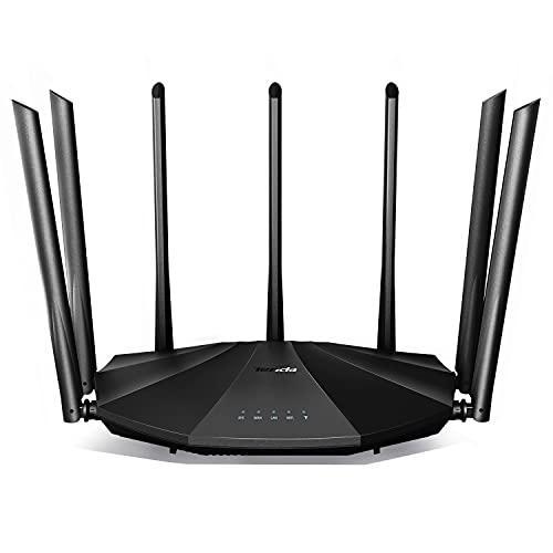 router mercusys 4 antenas fabricante Tenda