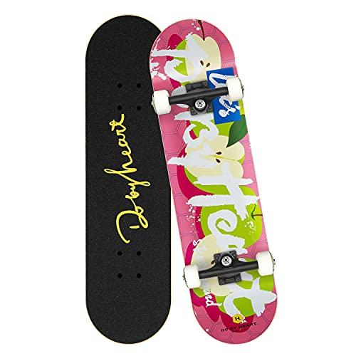 DO BY HEART スケートボード 完成品 プロ仕様コンプリート FLIP3.2【一年保証付き】