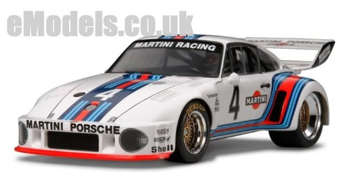 Tamiya 24311 Porsche 935 Martini, Veicolo, 1:24