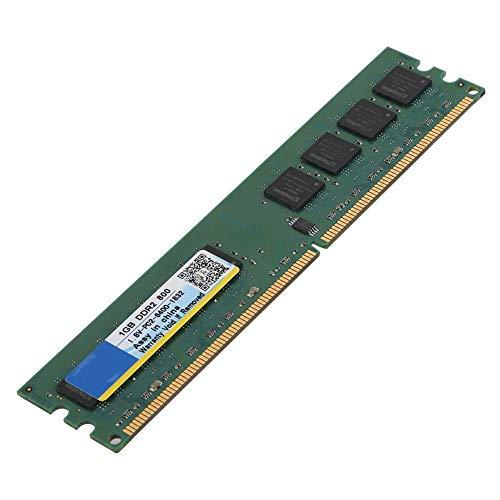 Geheugen RAM, DDR2 1G 800 MHz 240-pins Desktop-pc Geheugen RAM voor AMD-moederbord, voor DDR2 PC2-6400 Desktopcomputer, Anticorrosief