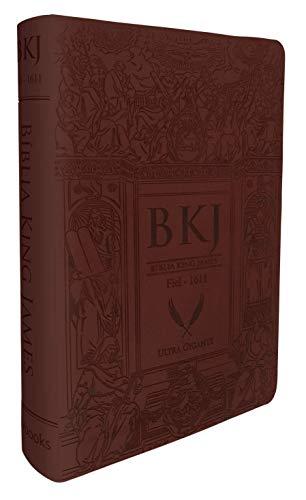 Bíblia King James - Ultragigante Marrom