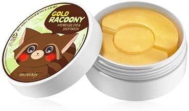 SecretKey Gold Racoony Hydrogel Eye & Spot Patch 90ea, secretKP-goldracoonypatch