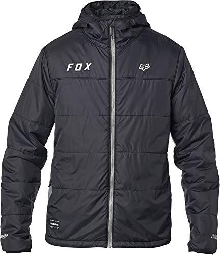 Fox Racing Ridgeway Herren-Jacke, Schwarz, Größe M