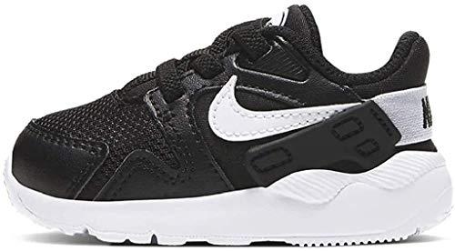 Nike Ld Victory Laufschuhe, Schwarz/Weiß, 30 EU