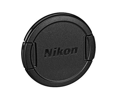 Nikon LC-CP31 Tapa de Lente Negra para cámara Digital (Negro, cámara Digital, Nikon Coolpix B500)