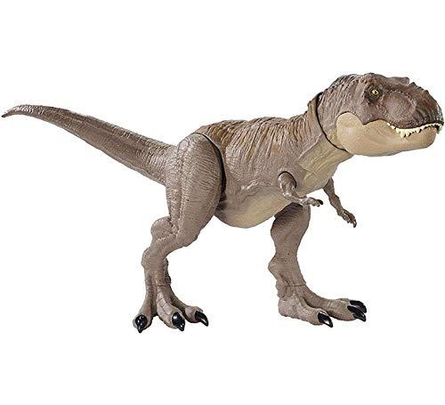 Mattel Jurassic World T-Rex Morso Estremo