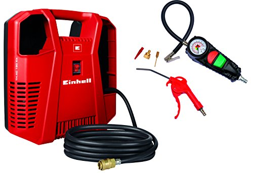 Einhell TH-AC 190 Kit Compressore, 1,1 kW,...