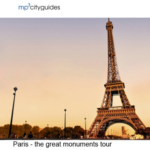 Paris - The Grand Monuments cover art