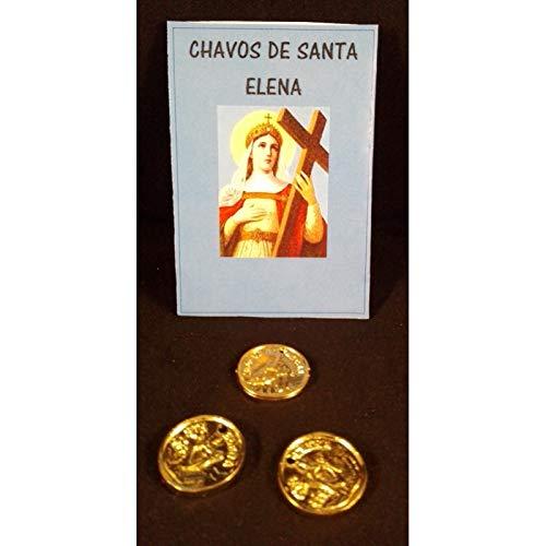 LCL velas Clavos DE Santa Elena