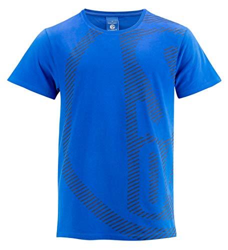 FC Schalke 04 Herren T-Shirt königsblau (S)