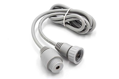 vhbw Cable alargador Compatible con Ecovacs Winbot W-710, W-