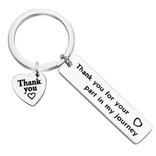 Mentor Gift Boss Appreciation Gift Mentor Keychain Leader Keychain Goodbye Farewell Gifts Thank You Gifts for Guidance and Inspiration Coworker Leaving Gifts Keychain for Leader Office Gifts