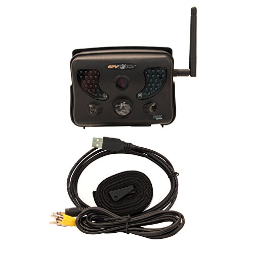 Spy Point 10 MP HSPA+ HD Wireless Camera, 2.4', Black