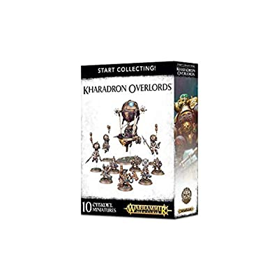 kharadron overlords, End of 'Related searches' list