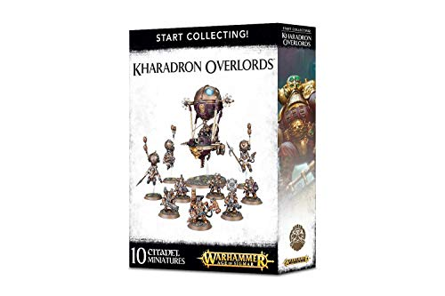 Games Workshop Start Collecting! Kharadron Overlords Warhammer Age of Sigmar