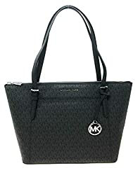 Tú xách cao cấp nữ Michael Kors Women's Ciara – Large East West Top Zip Tote (Amazon)