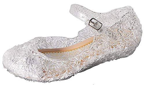 GenialES® Zapatos de la princesa de Cospaly Partido Traje de Carnaval Cumpleaños...