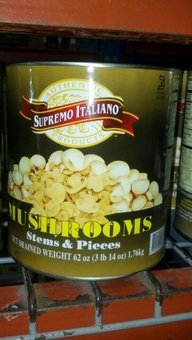 Supremo Italiano Mushrooms Max 62% OFF Stems Pieces 62 and Ounce Max 63% OFF