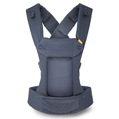 Beco Baby Gemini Baby Carrier with Pocket in Grey