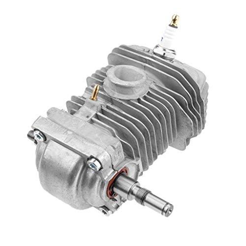 KESOTO Motor Motor Zylinder Kolben Kurbelwelle Kettensäge Ersatzteile Für Stihl 023 025 Ms230 Ms250