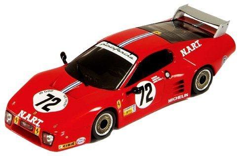 Little Bolide Ferrari - FER016 - IXO - Ferrari Collection - Ferrari 512 BB - Nart LM 82 - 1/43