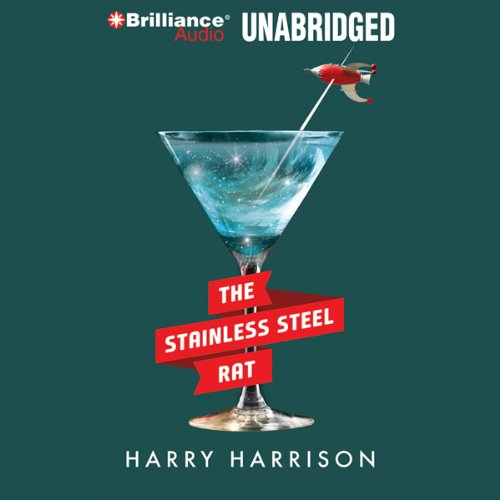 The Stainless Steel Rat                   By:                                                                                                                                 Harry Harrison                               Narrated by:                                                                                                                                 Phil Gigante                      Length: 4 hrs and 53 mins     185 ratings     Overall 4.4