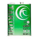 エンジンオイル 4L 0W-30  化学合成油PAO+HIVI TAKUMIモーターオイル 送料無料 HYBRID