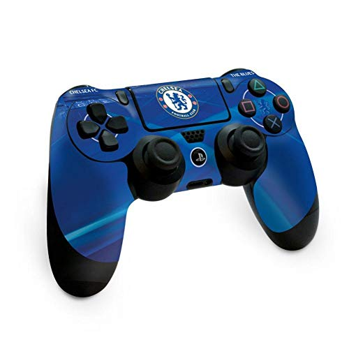 Chelsea FC - Pegatina oficial para mando de PS4 (Talla Única) (Azul)