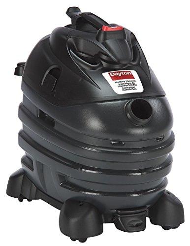 Read About DAYTON Wet/Dry Vacuum Air Flow 140 cfm 6-1/2 HP