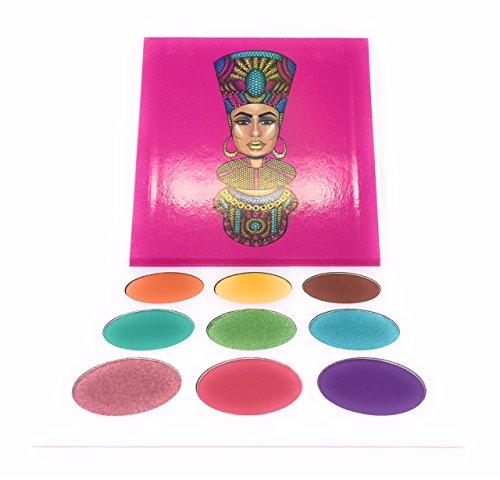 The Zulu Eyeshadow Palette