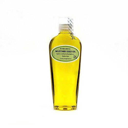 Aceite de semilla de mostaza 240 ml