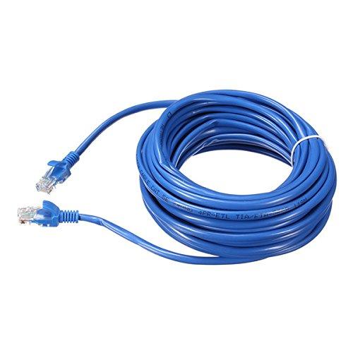 Tutoy 10m Blue Cat5 65FT RJ45 Ethernet kabel Voor Cat5e Cat5 RJ45 Internet Network LAN Kabel Aansluiting