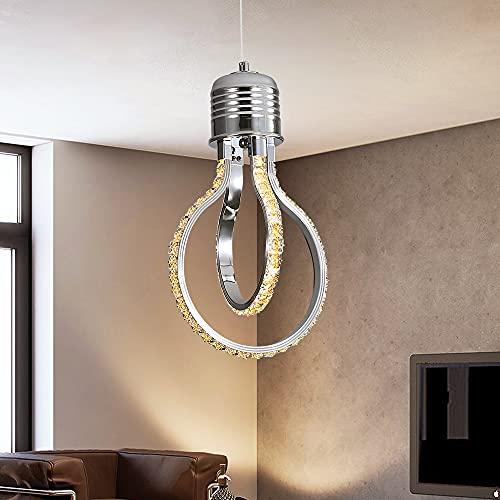 lampadario camera da letto 3000k Lampada a Sospensione