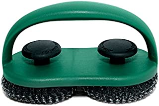 Big Green Egg Dual Head Stainless Steel Mesh Grid/Stone Scrubber