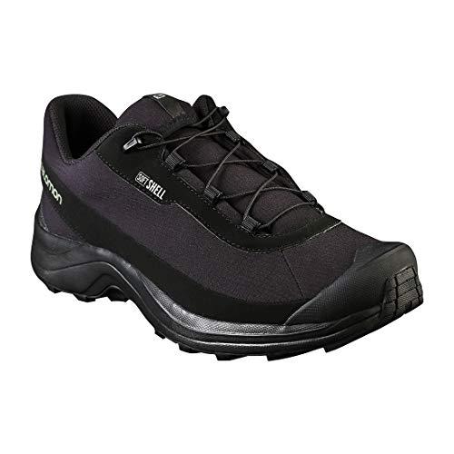 Salomon 394670_42,  Zapatillas de Trekking Hombre,  Negro,  EU