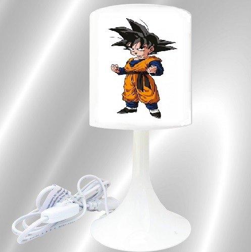 Lámpara de noche o de mesa infantil dragón ball Z