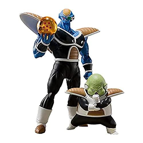 Générique Dragon Ball Z – Burter & Guldo – Figurine S.H. Figuarts 20 cm