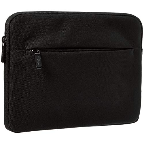 AmazonBasics - Custodia per tablet con tasca frontale, 25,4 cm, nero
