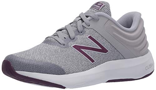 New Balance womens Ralaxa V1 Walking Shoe, Artic Fox/Silver Mink/Midnight Magenta, 8.5 US