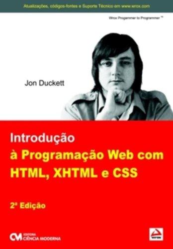 Introdução à Programação Web com HTML, XHTML e CSS