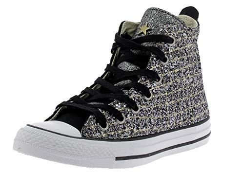 Edicio'n Limitada Sports Shoes Glitter Grey 162898C