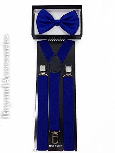 Leema - Nœud papillon - Homme - Bleu - Taille Unique
