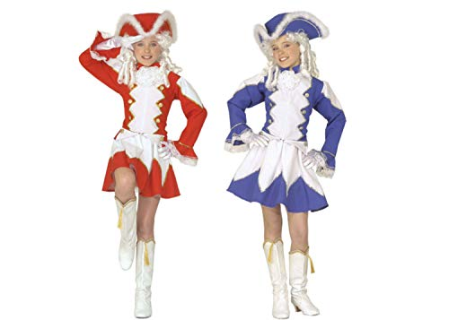 MAJORETTE COSTUME 140cm - 2 colours (jacket skirt hat)