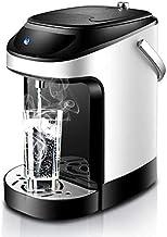 Relaxbx heetwaterdispenser, desktop-huishoudketel, snoerloos snelkoken, stil, veilig, aan-klik-water, schuimpoeder/thee/ko...