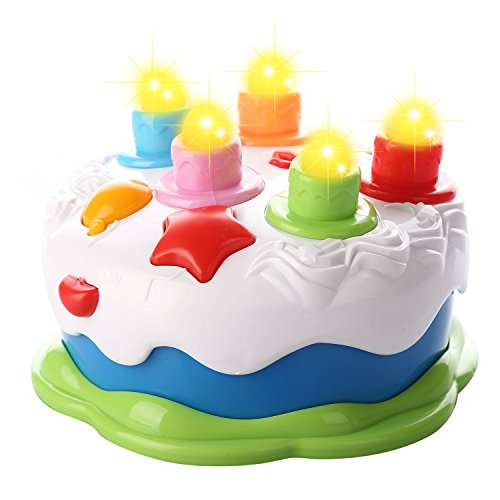 Love & Mini Baby Birthday Cake Toy with Candles Now $3.29 (Was $23.99) **HOT**