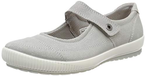 Legero TANARO, Damen Ballerinas, Grau (Aluminio (Grey) 25), 42 EU (8 UK)